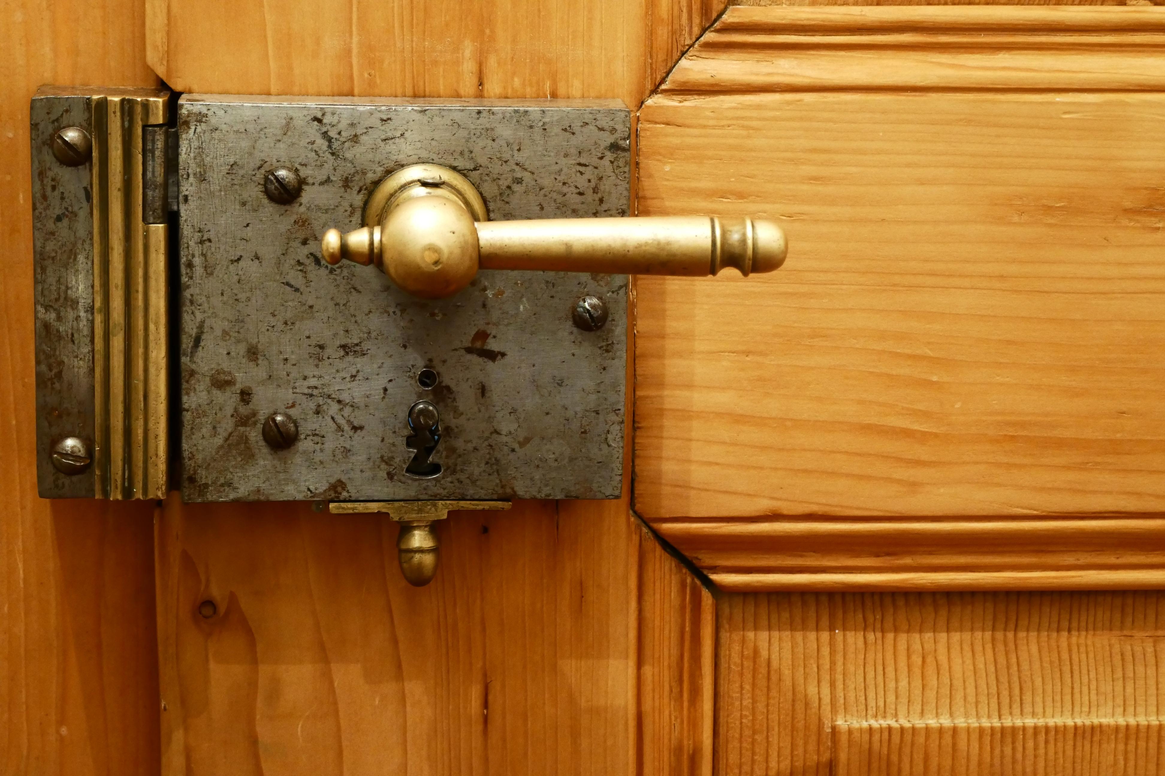 Zimmertür, Altbau, Sanierung, Restauration